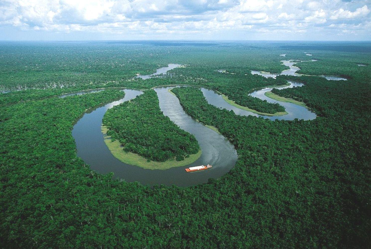 Amazonía ante el laberinto de nueve países